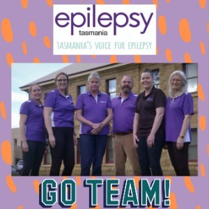 Epilepsy Tasmania Staff & Friends